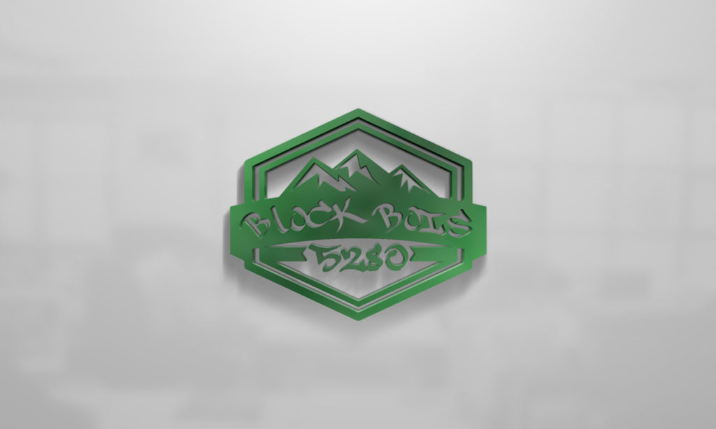 5280 Block Bois Logo Design