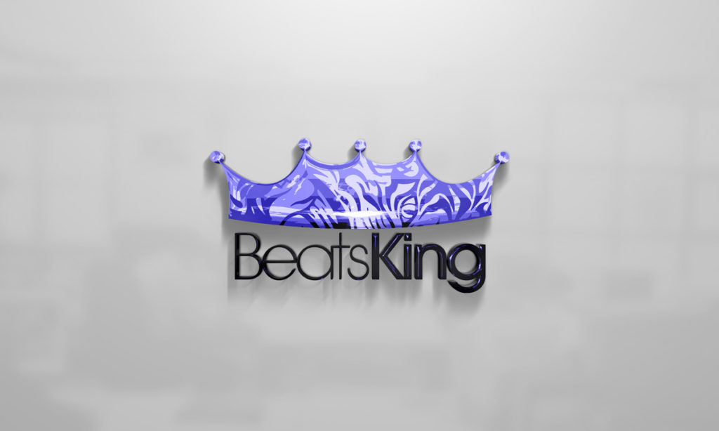 Beats King Logo Design