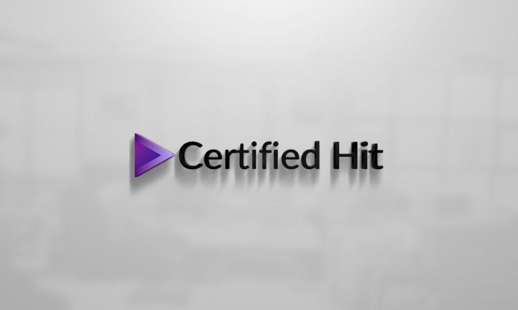 Certified Hit Logo Design