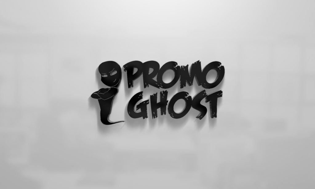 Promo Ghost Logo Design