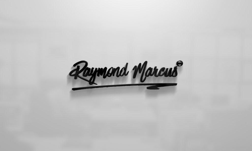 Raymond Marcus Logo Design