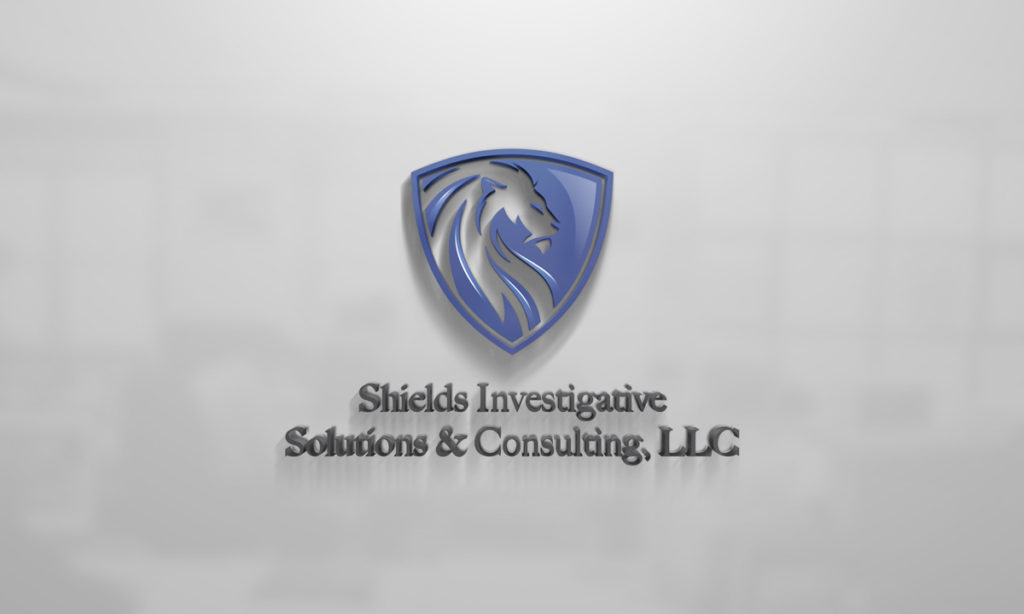 Shields Investigative Solutions Logo Design