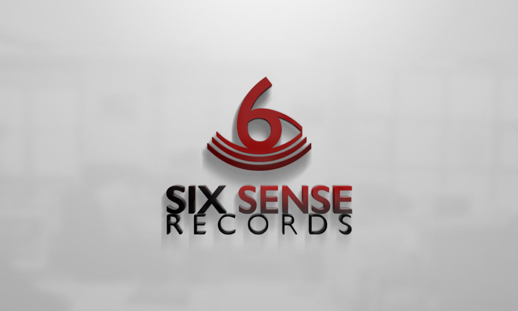 Six Sense Records Logo Design