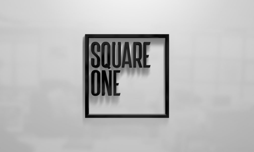 Square One Logo Design