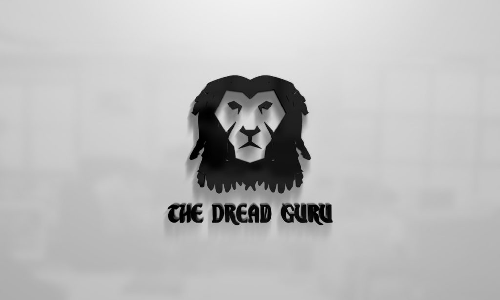 The Dread Guru Logo Design